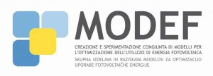 logo modef